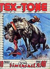 Tex-Tone -144- L'or et le gouffre