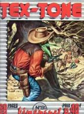 Tex-Tone -191- Le cobra