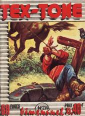 Tex-Tone -214- Le choix du châtiment