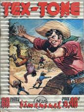 Tex-Tone -225- Les racketteurs de la prairie