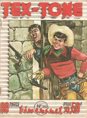 Tex-Tone -245- Le fugitif