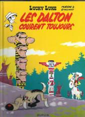 Lucky Luke -23Ete20- Les Dalton courent toujours
