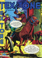 Tex-Tone -513- Les déserteurs