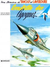 Tanguy et Laverdure -4e1995- Escadrille des Cigognes