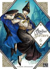 L'atelier des sorciers -6- Volume 6