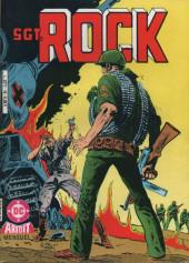 Sgt. Rock -14- Un ennemi sur mon dos