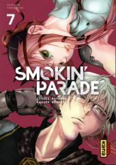 Smokin' parade -7- Tome 7