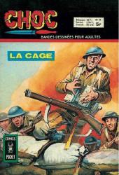 Choc 2e série (Arédit - Comics Pocket) -23- La cage