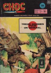 Choc 2e série (Arédit - Comics Pocket) -20- Treize insignes pour un général