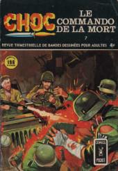 Choc 2e série (Arédit - Comics Pocket) -7- Le commando de la mort