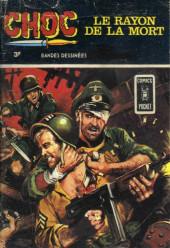 Choc 2e série (Arédit - Comics Pocket) -6- Le rayon de la mort