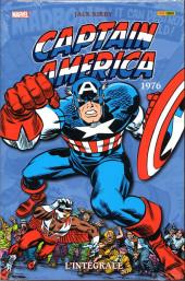 Captain America (L'intégrale) -10- L'intégrale 1976