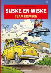 Suske en Wiske -352- Team Krimson