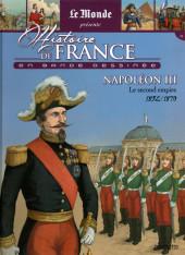 Histoire de France en bande dessinée -41- Napoléon III le second empire 1852/1870