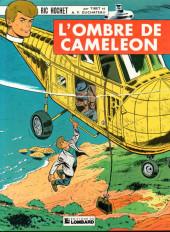 Ric Hochet -4c1985- L'ombre de Cameleon