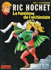 Ric Hochet -30b1981- Le fantôme de l'alchimiste