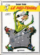 Lucky Luke -33b1982- Le pied-tendre