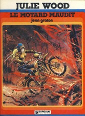Julie Wood -5- Le motard maudit
