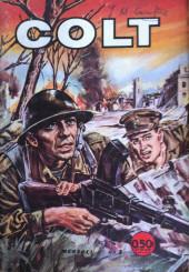 Colt -8- Le commando du désert
