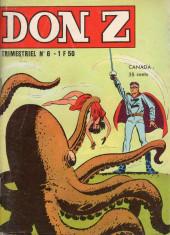 Don Z -6- Au royaume de l'invincible Cyro