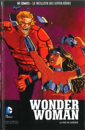 DC Comics - Le Meilleur des Super-Héros -121- Wonder Woman - La Voie du Guerrier