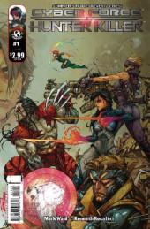 Cyber Force / Hunter Killer (2009) -1B- Issue 1