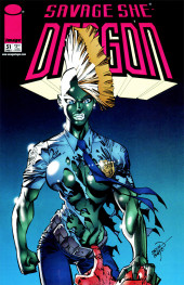 Savage Dragon Vol.2 (The) (Image comics - 1993) -51- Issue #51