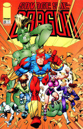 Savage Dragon Vol.2 (The) (Image comics - 1993) -53- Issue #53