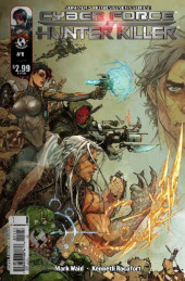 Cyber Force / Hunter Killer (2009) -1A- Issue 1