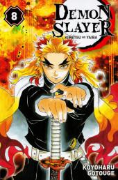 Demon Slayer - Kimetsu no yaiba -8- Tome 8