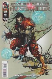 Cyber Force / Hunter Killer (2009) -2- Issue 2