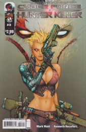 Cyber Force / Hunter Killer (2009) -3- Issue 3