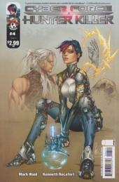 Cyber Force / Hunter Killer (2009) -4- Issue 4