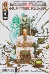 Cyber Force / Hunter Killer (2009) -5- Issue 5
