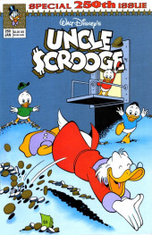 Uncle $crooge (4) (Disney - 1990) -250- Special 250th issue