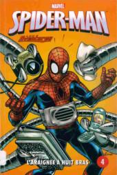 Spider-Man - Les aventures (Presses Aventure) -4- L'araignée à huit bras