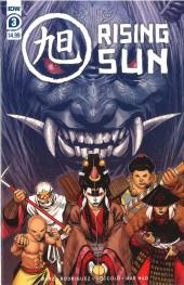 Rising Sun (IDW Publishing - 2020) -3- Issue #3