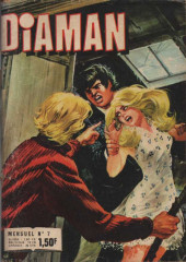 Diaman (Imperia) -7- Drôle de billard