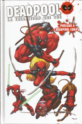 Deadpool - La collection qui tue (Hachette) -2939- Prélude à Deadpool Corps