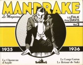 Mandrake (Intégrale Futuropolis) -2- Vol.2 - 1935/1936