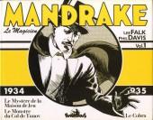 Mandrake (Intégrale Futuropolis) -1- Vol.1 - 1934/1935