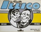 La famille Illico -INT2- Vol.2 - 1938/1940