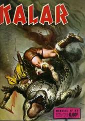 Kalar -83- L'homme de fer