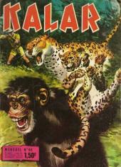 Kalar -86- Le diamant de l'explorateur perdu