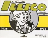 La famille Illico -INT1- Vol.1 - 1936/1938