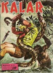 Kalar -91- Le mage des montagnes
