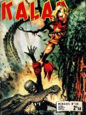 Kalar -114- Le rugissement de Takal