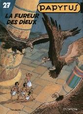 Papyrus -27- La fureur des dieux