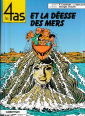 Les 4 as -25a1995- Les 4 as et la déesse des mers
