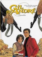 Gil St André -7- Prisonnières